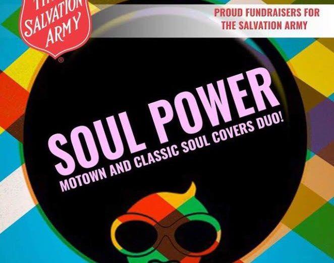 Soul Power music night