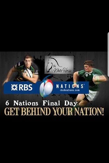 St Patrick's  6 Nations Final Day