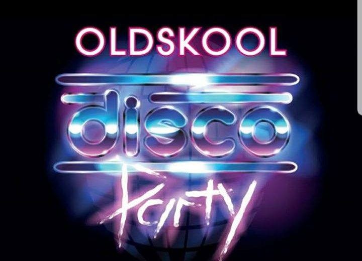 Old Skool Disco, With Fiona Page.